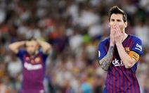 Messi bước ra 'vùng an toàn'