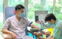 Các tỉnh không giãn cách tổ chức hiến máu tình nguyện, đảm bảo máu điều trị