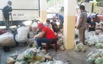 Dân bị phong tỏa đặt thực phẩm 4 ngày chưa giao, Đà Nẵng cắt hợp đồng nhà cung cấp