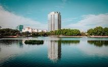 Tận hưởng cuộc sống tại căn hộ có view ôm trọn công viên 47.000m2