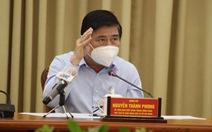 Chủ tịch Nguyễn Thành Phong gửi thư cảm ơn biệt đội taxi cấp cứu F0, Trung tâm Cấp cứu 115