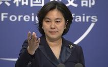 Bắc Kinh dọa đáp trả nhằm vào 'lợi ích của Mỹ ở Hong Kong'