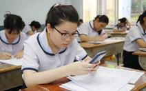 Sở Giáo dục - đào tạo TP.HCM công bố điểm chuẩn vào lớp 10 chuyên năm 2021