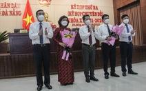 Đà Nẵng có thêm 2 phó chủ tịch UBND thành phố