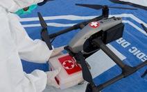 Indonesia dùng drone giao hàng cho bệnh nhân COVID-19 tại nhà
