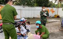 Tặng bằng khen 3 chiến sĩ, học viên đỡ đẻ cho sản phụ ở TP.HCM
