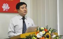 Ông Nguyễn Sinh Nhật Tân làm thứ trưởng Bộ Công thương