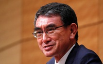 'Bộ trưởng vắc xin' của Nhật tranh cử ghế thủ tướng