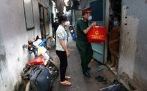 Bộ Quốc phòng tiếp sức cho TP.HCM 100.000 phần quà, 4.000 tấn gạo