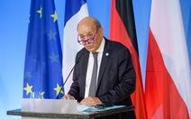 Pháp tuyên bố không xây dựng quan hệ với chính phủ mới tại Afghanistan