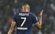 Vắng Messi, Mbappe tỏa sáng giúp PSG thắng đậm