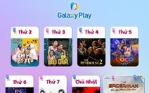 Galaxy Play - ứng dụng xem phim đáng chọn trong mùa dịch