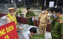 Bình Thuận đề nghị 3 tỉnh phối hợp đưa 15 người dân trốn trong xe đông lạnh về quê