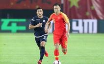 Đội trưởng tuyển Trung Quốc: 'Chúng tôi chuẩn bị nghiêm túc cho trận gặp Việt Nam'