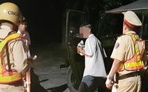 Phó phòng lái xe sau khi uống rượu bia vẫn lên trưởng do... 'huyện không biết'