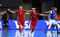 Tuyển futsal Việt Nam quyết tâm vượt qua Panama