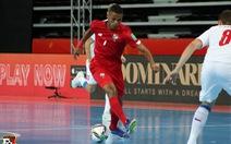 Đâu là điểm yếu của tuyển futsal Panama?