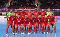 Video: Tuyển futsal Panama thi đấu thất thường trước các đội yếu
