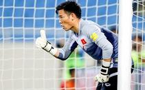 HLV Park Hang Seo bổ sung thủ môn Nguyên Mạnh cho đội tuyển Việt Nam