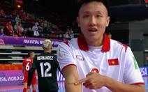 Futsal Việt Nam - Panama (hiệp 2) 3-2: Văn Hiếu nâng tỉ số
