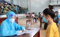 TP.HCM đề nghị cung cấp số người chưa tiêm vắc xin mũi 1 trước 18-9