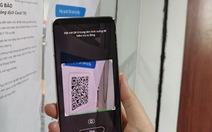 Mở cửa nhà hàng, quán ăn ở Hà Nội: Bắt buộc phải quét mã QR của khách