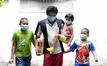 Hơn 1.500 trẻ mồ côi vì dịch COVID-19 ở TP.HCM là vấn đề 'y tế khẩn cấp'