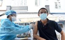 TP.HCM: Hơn 500.000 người chưa tiêm vắc xin, gần 1,8 triệu người cần tiêm mũi 2