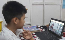 Cà Mau dừng học trực tuyến cấp tiểu học