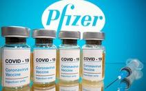 Chính phủ chi hơn 2.652 tỉ đồng mua 20 triệu liều vắc xin cho trẻ em của Pfizer