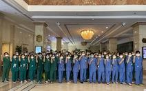Saigontourist Group tài trợ tour tri ân lực lượng tuyến đầu phòng chống dịch