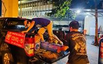 'Biệt đội xe bán tải' chở miễn phí lương thực, thuốc men... chung sức chống dịch