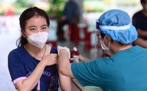 Các quận huyện ở TP.HCM cạn nguồn vắc xin COVID-19