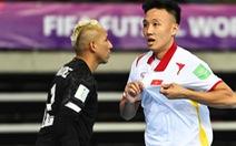 Tuyển futsal Việt Nam đi tiếp ở World Cup 2021 trong trường hợp nào?