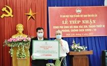 Trungnam Group: Luôn chia sẻ với cộng đồng, ủng hộ hàng chục tỉ đồng chống dịch