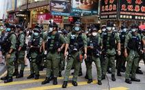 Bầu cử ở Hong Kong: Cảnh sát đông hơn người đi bỏ phiếu
