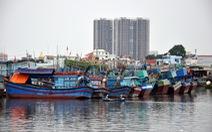 Gần 2.700 ngư dân lênh đênh ngoài biển Vũng Tàu chờ được tiếp tế