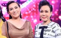 Việt Hương bức xúc vì bức hình cắt ghép cô khóc lóc bên ảnh Phi Nhung