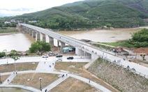 Thêm cây cầu Nông Sơn nối đôi bờ sông Thu Bồn
