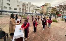 Hà Nội chuẩn bị sẵn sàng để dạy học trực tiếp, dự kiến đầu tháng 11