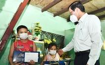 Chủ tịch Phan Văn Mãi: TP.HCM hỗ trợ học tập cho trẻ mồ côi vì COVID-19 đến 18 tuổi