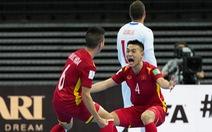 Cả 5 đội tuyển châu Á đều giành quyền đi tiếp ở World Cup futsal 2021