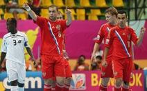 Video: Xem các ngoại binh gốc Brazil của tuyển futsal Nga phô diễn kỹ thuật