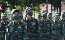 Quân khu 9 điều 1.000 cán bộ, y bác sĩ hỗ trợ TP.HCM xét nghiệm