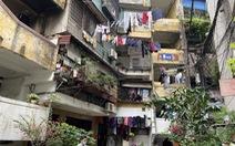 Những chung cư cũ nào ở Hà Nội sẽ được chỉnh trang, cải tạo?