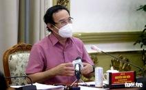Bí thư Nguyễn Văn Nên: 'Không thể tiếp tục kéo dài giãn cách nghiêm ngặt'