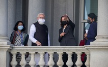 Mỹ hoan nghênh Ấn Độ xuất khẩu vắc xin COVID-19 trở lại