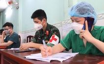 Chăm sóc F0 tại nhà: Chia nhỏ để quản, 2 người theo dõi 10 người bệnh