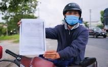 Doanh nghiệp Nhật Bản đề nghị hủy bỏ giấy đi đường vì quá nhiêu khê