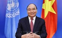 Chủ tịch nước phát biểu tại Hội nghị thượng đỉnh về lương thực của Liên Hiệp Quốc